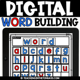 Paperless Word Work Mat (Digital Phonics for Powerpoint or Google Classroom)