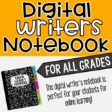 Digital Writers Notebook: With Interactive Tabs