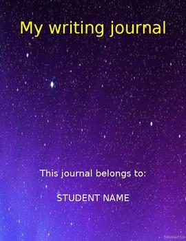 Digital Writing Journal