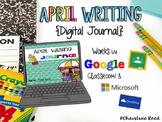 Digital Writing Journal-April