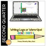 Digital Writing Logs/Warm-Ups 2nd Quarter Writer's Worksho