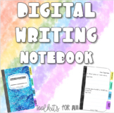 Digital Writing Notebook