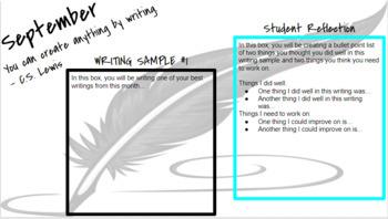 Digital Writing Portfolio