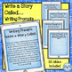 Digital Writing Prompts Bundle - Year Long Resource
