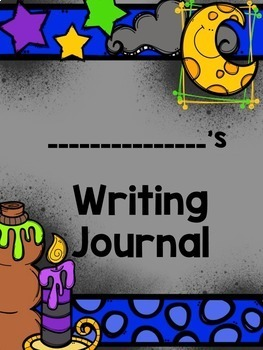 Digital Picture Writing Prompts Google Drive, Microsoft One Drive: October