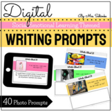 Digital Writing Prompts - SEL Themed Journal
