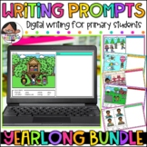 Digital Writing Prompts | The Growing Bundle | Made for Go