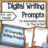 Writing Prompts (Digital Version)