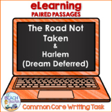 Digital Writing Task Resource: Road Not Taken & Harlem