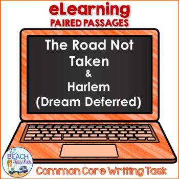 Digital Writing Task Resource: Road Not Taken & Harlem