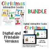 Digital and Printable BUNDLE: Christmas Direction Books