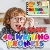 Digital and Printable Distance Learning Grade 3 Creative W