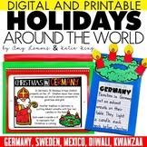 Digital and Printable Holidays Around the World