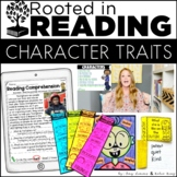 Digital and Printable Reading Toolkit: Character Trait and