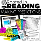 Digital and Printable Reading Toolkit: Making Predictions and Synthesizing