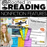 Digital and Printable Reading Toolkit: Nonfiction Text Features