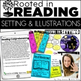 Digital and Printable Reading Toolkit: Setting and Illustrations
