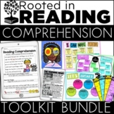 Digital and Printable Reading Toolkit: The Bundle