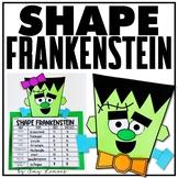 Digital and Printable Shape Frankenstein