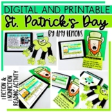 Digital and Printable St. Patrick's Day Reading Activities