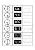 Digital and analogue time match ups