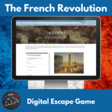 Digital Escape- The French Revolution