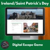 Digital escape game - Saint Patrick's Day - Irish culture and history