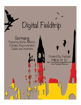 Digital or Virtual Field Trip for Germany
