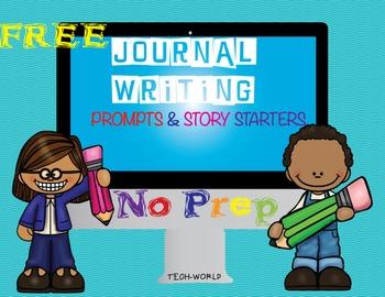 Digital or Written Journal Prompts