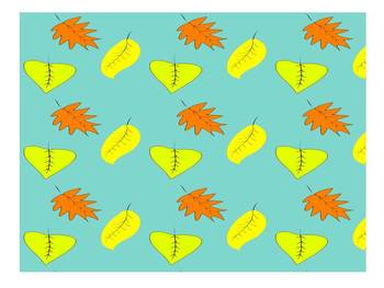 Fall - Digital paper - Clip Art - Personal or Commercial Use