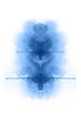 Digital paper - Blue Watercolour