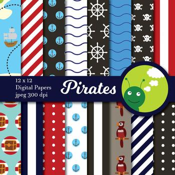 Digital paper: Pirates