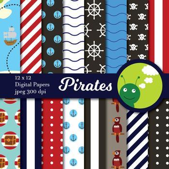 Digital paper: Pirates