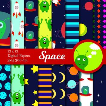 Digital paper: Space