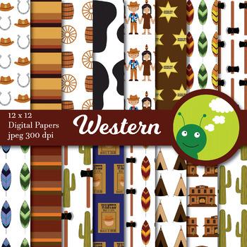 Digital paper: Western