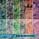 Digital paper backgrounds, stone texture
