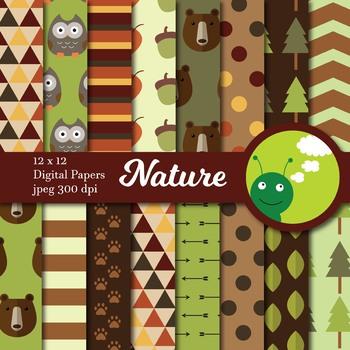 Digital paper: nature