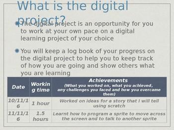 Digital project