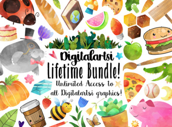 Digitalartsi Unlimited Lifetime Bundle Set