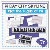 Digits Of Pi Skyline Pi Day Activity