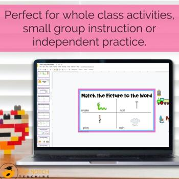 Digraph Activities, Games & Worksheets {a-e} {ai} {ay} by Top ...
