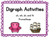 Digraph Activities Promethean