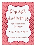 Digraph Activities (sh, ch, th)