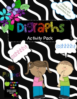 Digraph Activity Pack!