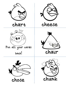 Digraph Angry Birds