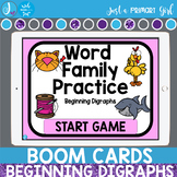 Beginning Digraph BOOM Cards™ Distance Learning Seesaw Goo