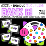 Digraph BUNDLE Decoding Words Bank It Digital Projectable Game