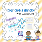 Digraph Bingo with assessment