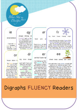 Digraph & Blend Reading Passages - Part 3