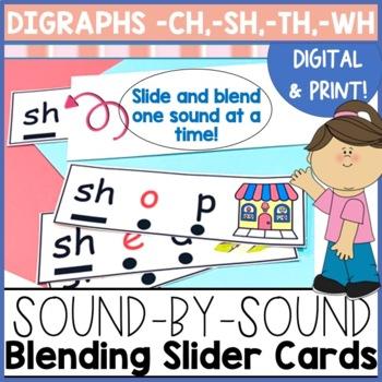 Digraph Blending Cards